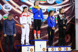 Борчиня з Буковини здобула європейське золото, перемігши росіянку у фіналі