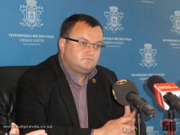 Олексій Каспрук заявив, що у нього є юридичні підстави для проведення перевиборів у Чернівцях
