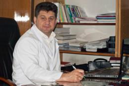 Скандальний лікар Володимир Струк знову хоче поновитися на посаді керівника