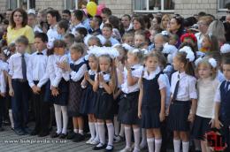 У Чернівцях під час шкільної лінійки знепритомнів учень