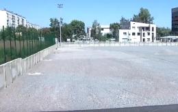 У Чернівцях багатостраждальний стадіон на Головній незабаром відкриють (відео)