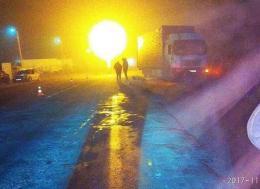 На Буковині вантажівка насмерть збила юнака (фото)