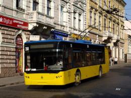У Чернівцях проїзд в тролейбусі подорожчає до двох гривень