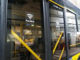 У чернівецьких тролейбусах і в аеропорту буде безкоштовний Wi-Fi