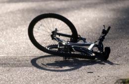 """У Чернівцях """"Кіа"""" збив 14-річного велосипедиста"""