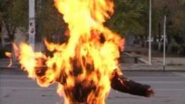 На Буковині загинув чоловік, вчинивши самоспалення