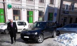 У Чернівцях знайшли автомобіль, який збив учасника АТО