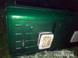 Неподалік Чернівців на об'їзній перекинувся мікроавтобус, постраждала 8-річна дівчинка