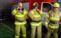 Рятувальники з Канади приїхали до Чернівців, аби налагодити співпрацю (відео)