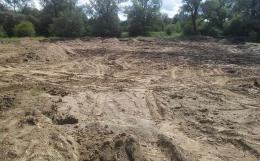 На Буковині у руслі річки Малий Сірет виявлено незаконну вибірку надр
