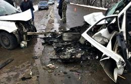 У поліції Буковини повідомили деталі страшної ДТП на Сторожинеччині