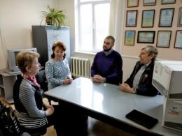 """Чернівецька """"швидка"""" співпрацюватиме з представниками Мальтійського ордену"""