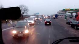 """На Буковині """"Mercedes Sprinter"""" збив на смерть пішохода (фото)"""