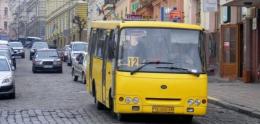 У Чернівцях не курсуватимуть маршрутки №2, 11, 12 та 40