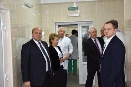 У лікарні швидкої допомоги в Чернівцях відкрито оновлене дитяче відділення травматології та ортопедії (фото)