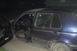 Буковинець намагався пограбувати автомобіль в якому спали діти