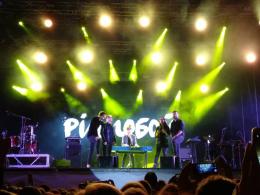 У Чернівцях феєрично пройшов концерт Ірини Білик і гурту Pianoбой (фото+відео)