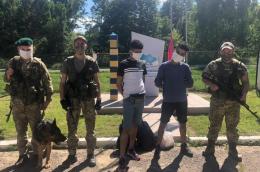 На Буковині двоє алжирців на таксі намагались прорватися до Румунії