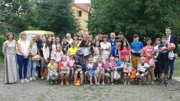Вихованці дитячого притулку на честь свята отримали від буковинських поліцейських подарунки