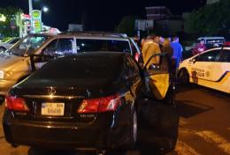 ДТП із «мажором» у Чернівцях: водій був п'яним і під «кайфом» (фото)