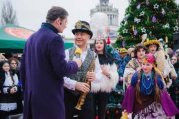 Музиканти з Чернівців виступили в «Караоке на Майдані»