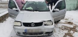 На Буковині через ДТП Fiat Dukato та Volkswagen з'їхали з траси у кювет
