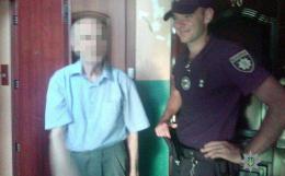 Патрульні повернули додому 88-річного дідуся, який заблукав у Чернівцях (фото)