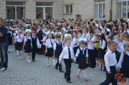 У Чернівцях першокласників будуть брати до школи без конкурсу