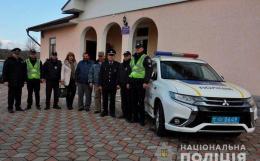 Ще одна поліцейська станція з'явилася на Вижниччині (фото)