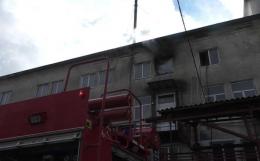У Чернівцях сталася пожежа на хлібокомбінаті