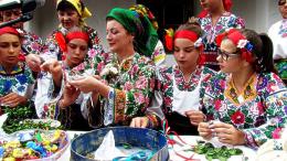 У музеї під відкритим небом у Чернівцях пройшло свято «Осінь весільна»
