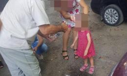 У Чернівцях 3-річну дівчинку залишили в зачиненому автомобілі (фото)
