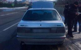 На Буковині у чоловіка вилучили авто через підроблений номер кузова