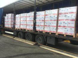 У пункті пропуску «Порубне» вилучено товар вартістю понад 1,6 мільйона гривень (фото)