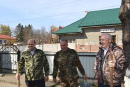 На Буковині відбулася Всеукраїнська екологічна акція «Посади Дерево миру»