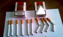 У Чернівцях жінка намагалася передати ув'язненому наркотики в цигарці