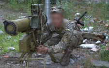 Бійці УНСО Буковини провели навчання з протитанковим керованим ракетним комплексом (фото)