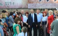 На честь Дня Героїв «Арт-десант» провів галаконцерт у Чернівцях