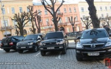 У Чернівцях зареєстровано 46 автомобілів вартістю понад мільйон гривень