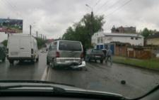 У Чернівцях сталось ДТП: