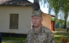 Колишнього військового комісара Буковини Чурая перевели до Генштабу