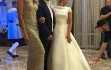 Відома співачка Оля Полякова провела весілля у депутата Чернівецької міськради (фото)