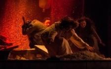 """Виставу-містерію """"Великий льох"""" показали на фестивалі """"Буковинська театральна весна – 2016"""" (фото)"""