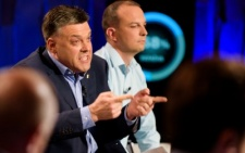 Влада говорить тими самими методами, як це робила влада Януковича, - Олег Тягнибок на Шустер LIVE