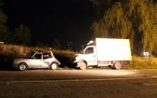 На виїзді з Чернівців трапилося смертельне ДТП (фото)