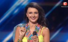 Співачка з Чернівців вдало виступила на телешоу «X-Фактор» (відео)