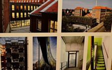 У Чернівцях можна відстежити архітектурний модерн сучасних архітекторів Німеччини (фото)