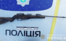 На Буковині поліцейські вилучили у чоловіка вогнепальну зброю