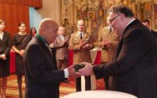 Буковинця Москаля нагородили угорським хрестом