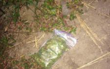 Щоб уникнути покарання, буковинець викидав наркотики через вікно (фото)